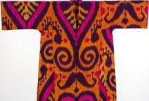 Costume/Textiles Central Asia / by Julie Summersquash