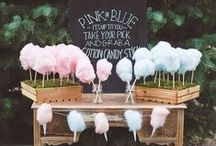 Gender Reveal/Baby Shower Inspo
