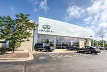 Infiniti Glencoe / Visit Fields Infiniti Glencoe today at 2100 Frontage Road, in Glencoe, Illinois 60022. For more information contact our showroom at (866) 224-8332 or on our website at infinitiglencoe.com.