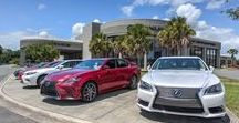 Lexus of Orange Park / Visit Lexus of Orange Park today at 7040 Blanding Blvd, Jacksonville, FL 32244. For more information contact our showroom at 855-794-9409 or on our website at lexusoforangepark.com.