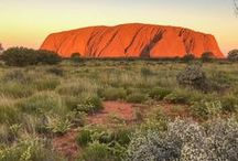 AA - Northern Territory Travel / Northern Territory and Central Australia Travel Inspiration and Ideas