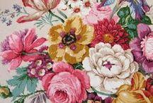 Fabric: Sanderson