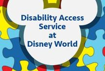 Disney Disability Tips / Doing Disney with a Disability or Special Needs?  Here are the tips that can help you navigate the parks | And for our military families ... be sure to check out our post specifically about this:  http://www.militarydisneytips.com/blog/disney-military-discounts/disney-theme-park-accommodations-for-guests-with-disabilities/