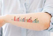 Pensando en un tatuaje / Empecé este tablero como inspiración para mi primer tatuaje, ese ya lo tengo, también el segundo. Ahora falta el tercero, el cuarto y así... / by Ana Vega