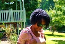 Natural Hairstyles / by A Proverbs Wife
