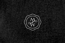 logos & icons / by Jennifer Kuhn