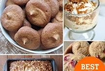 Baking Recipes! / by Jill Sharp