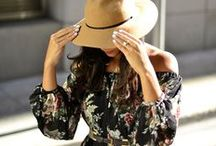 Hats / Hats | How to style a hat