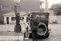 Bygone Petrol Pumps