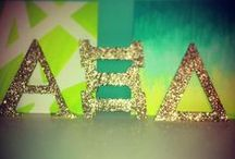 Alpha Xi.  / by Natalie Toth