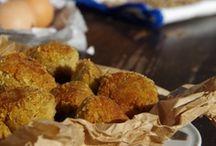 Secondi et contorni / pollo arrosto, lonza di maiale, patate al forno...