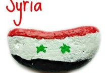 ♥ Syria the beautiful ♥ / Photos that celebrate the beautiful country of Syria.....Syrian food...Syrian people...Syrian landscape.... To learn more, please visit http://acraftyarab.com/2016/01/no-sew-pillow-syrian-refugees-tutorial/ to make a craft about Syria the beautiful.
