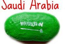 ♥ Saudi Arabia the beautiful ♥