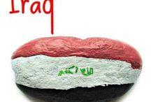 ♥ Iraq the beautiful ♥ / Photos that celebrate the beautiful country of Iraq......Iraqi food...Iraqi people...Iraqi landscape.... To learn more, please visit http://acraftyarab.com/2017/01/iraqi-flag-suncatcher-tutorial/ to make a craft about Iraq the beautiful.