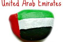 ♥ United Arab Emirates the beautiful ♥ / Photos that celebrate the beautiful country of United Arab Emirates......Emirati food...Emirati people...Emirati landscape.... To learn more, please visit http://acraftyarab.com/2013/07/emirates-button-card-tutorial/ to make a craft about United Arab Emirates the beautiful.