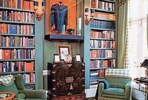 Bookshelves / by Cheryl Davis