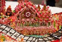 Gingerbread Houses / by Cheryl Davis