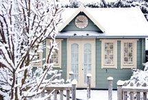 Cottages / by Cheryl Davis
