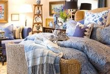 Bedrooms / by Cheryl Davis