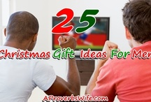 Gift Guides & Ideas / Making it easy to find the perfect gift. / by A Proverbs Wife