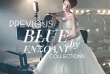 Blue by Enzoani Previous Collections / by Enzoani