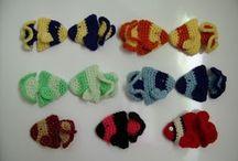 Crochet Fish & Sea