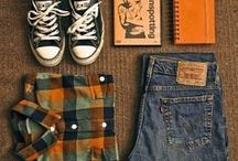 man style / Things to put on my husband / by Kathryn Dart