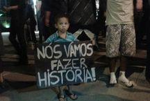 Brasil protests