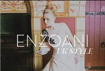 Enzoani UK Style / What inspires Enzoani office based in the United Kingdom. / by Enzoani