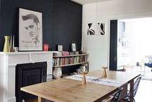 Salutaris // Dining Room / by Leah Wilson