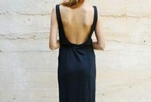 backless...