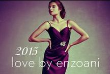 2015 Love by Enzoani Collection / by Enzoani