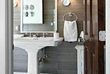 Home Inspiration - Bathroom / by Jackie Petersen