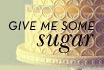 Give Me Some Sugar / cakes galore