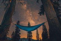 Hanging Around: hammocks / Hammock camping