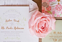 Paper Passion / Layers of lovely ideas for perfectly appointed paper suites and simply sweet touches for life and love