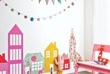 Kid Stuff / A desire to make children's lives more magical expressed here. / by Suzanne