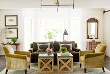 Living Room / Spaces To Live For