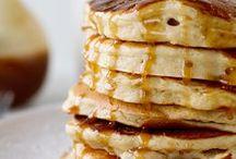 Breakfast food stuffs / by Tristie