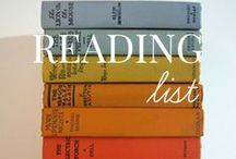 Reading List / by KAYU