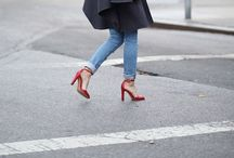 ME MYSELF & I / My looks, pinned from my blog. / by Thefashionguitar