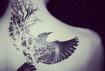 Tattoos / by Juliette Martin