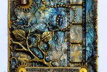 Mixed Media Art and great do it yourself projects / by Adriane Flesher