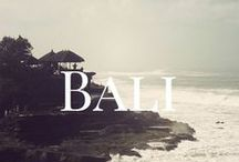 Bali / by KAYU