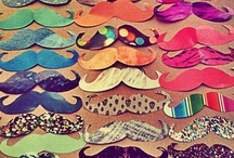 Luv the Mustache' / by Thona Acosta