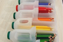 Plastic Bottle Craft / Amazing things to do with plastic bottles