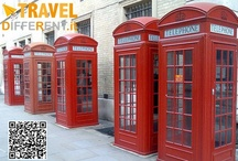 Londra Low Cost / by Travel Different