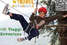 Viaggi e avventure / by Travel Different