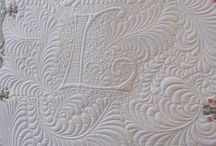 Quilting inspiration for long arm