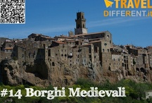 Borghi Medievali / by Travel Different